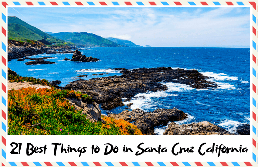 21 Best Things to Do in Santa Cruz California: Art. Adventure. Fun.