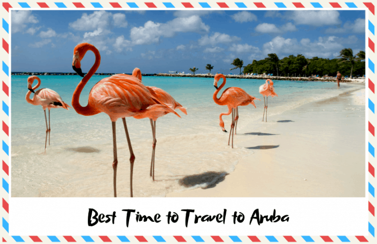 Read more about the article The Best Time to Travel to Aruba – All You Need to Know!