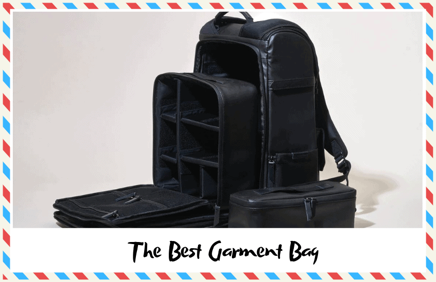 The Best Garment Bag – Popular Options & Buying Tips