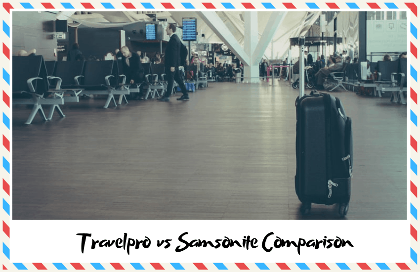 Read more about the article Travelpro vs. Samsonite – Which Bag is Best for You?