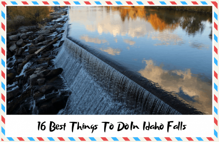 The Best Things To Do In Idaho Falls