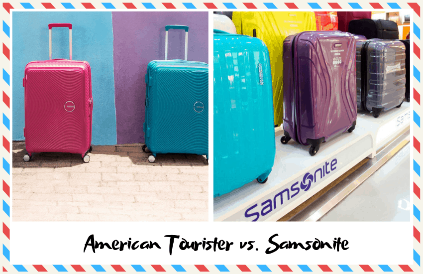 American Tourister vs Samsonite – Which has the Best Suitcase for You?