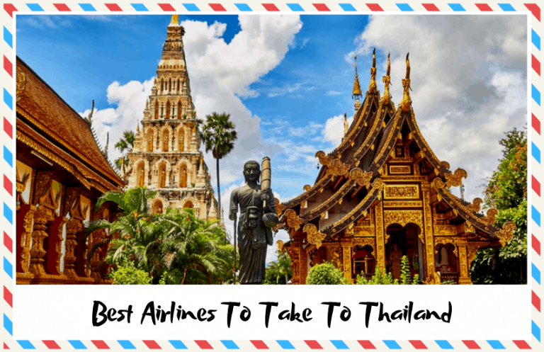 The Best Airlines to Go to Thailand (& Tricks to Get the Best Flights!)