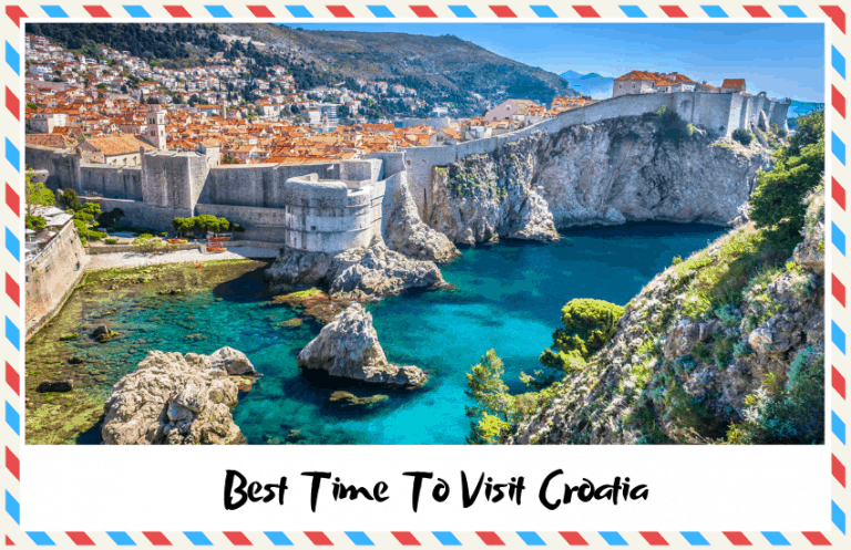 The Best Time To Visit Croatia (& The Top Activities to Do!)