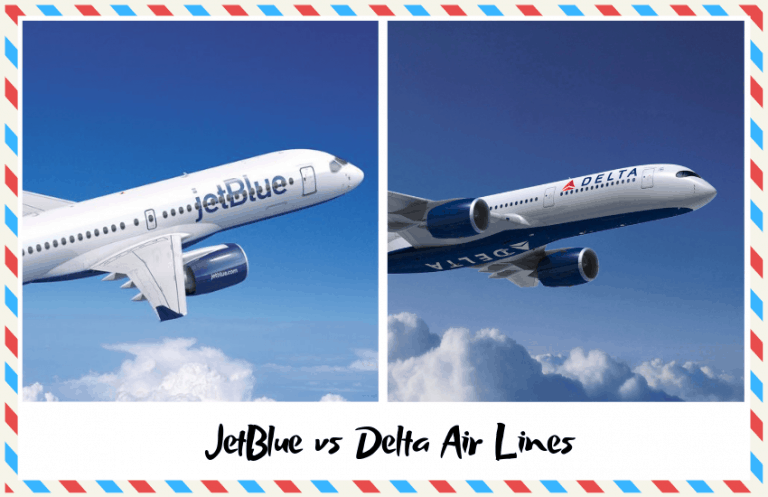 JetBlue vs Delta – Which Airline is Best?