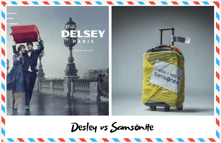 Desley vs Samsonite Luggage – Which is Best for You?