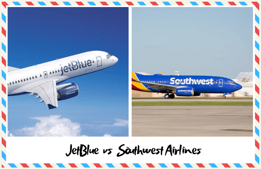 JetBlue vs. Southwest Airlines – Who Comes Out On Top?