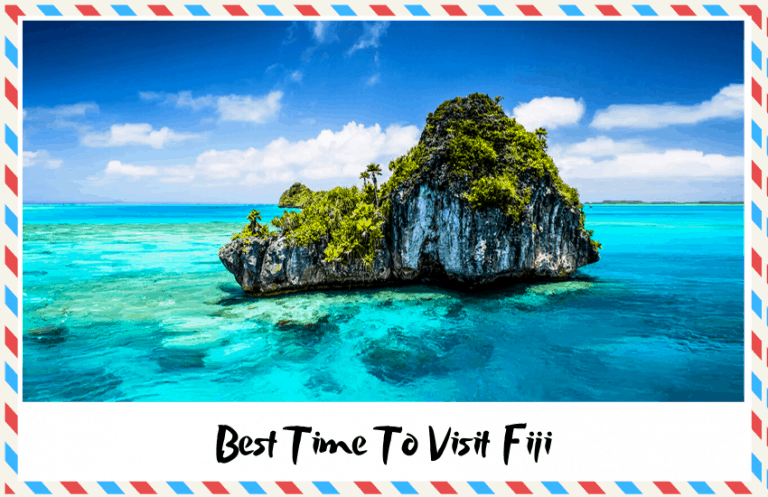 The Best Time to Visit Fiji: All About Fiji Travel Seasons!