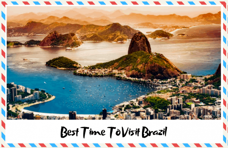 Read more about the article The Best Time To Visit Brazil – Seasons, Events, Activities!