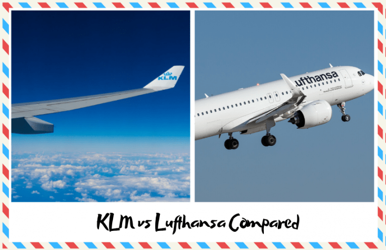 Read more about the article KLM vs Lufthansa – Which Airline Wins the Battle?