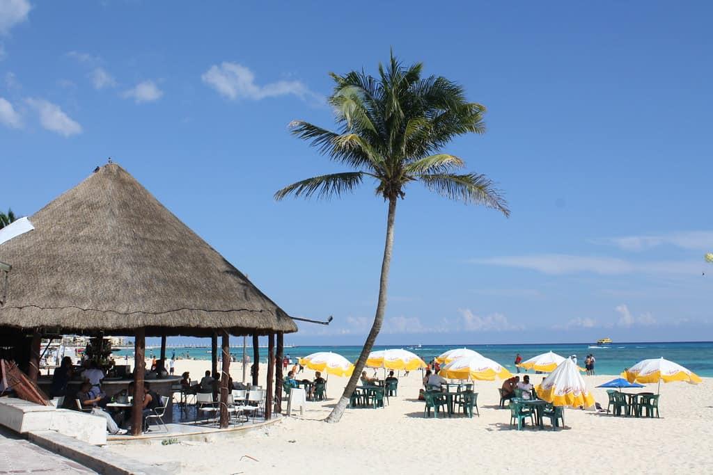 Playa del Carmen and Cancun