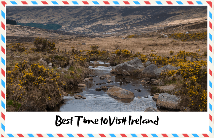 Best Time to Visit Ireland and Things You Definitely Need to See
