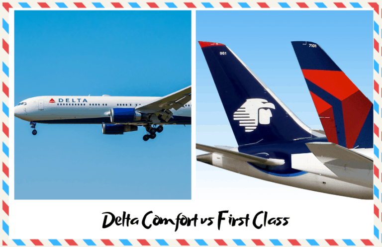 Read more about the article Delta Comfort vs First Class: Which Is the Best Plan for Your Travels?