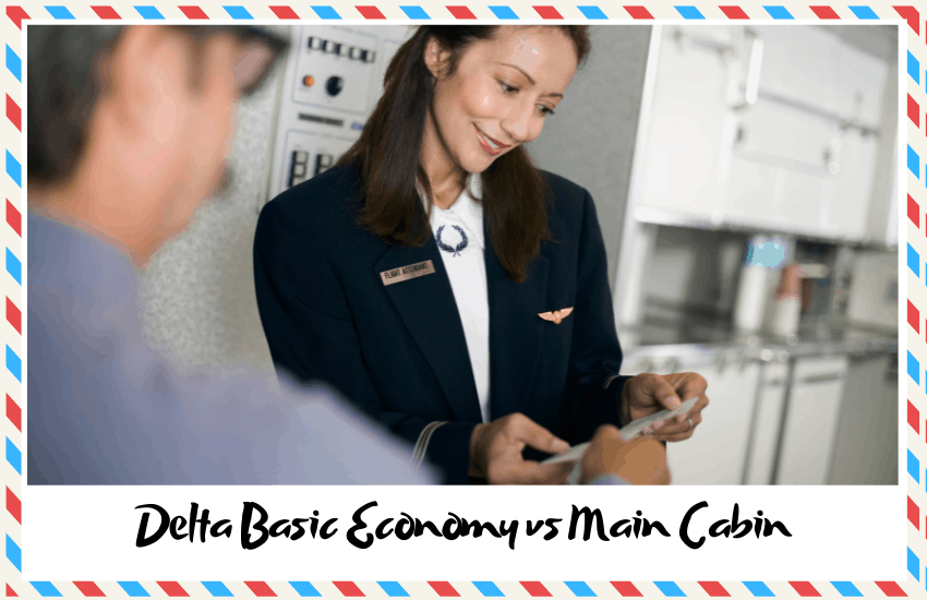 You are currently viewing Delta Basic Economy vs Main Cabin: Which Is the Best Way for Flying?