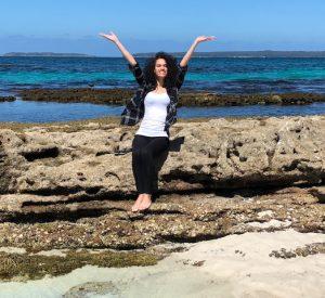 Tiara Hyams Beach